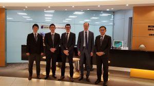 Sélectionnée parmi les 100 entreprises françaises les plus innovantes de l'Hexagone, Ananké profite d'un événement CCI France Japon à Tokyo pour s'engager sur la scène internationale.