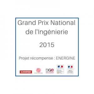 Jeune Entreprise Innovante belfortaine, la technologie développée par Ananké a été saluée par le Grand Prix National de l'Ingénierie en 2015 par le SYNTEC